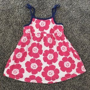 Old Navy floral toddler dress or long top